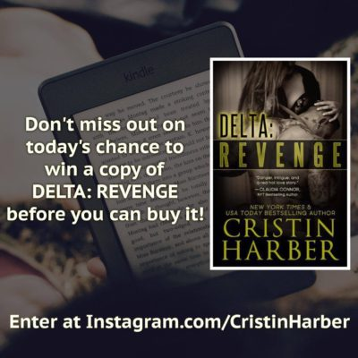 Enter to Win a Copy of DELTA: REVENGE on Instagram!