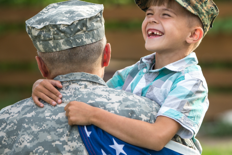 Military Romance: The Family Connection