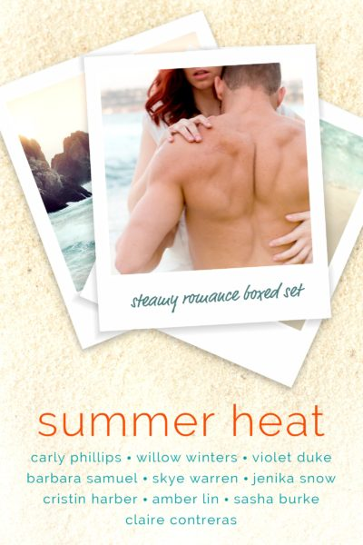 SUMMER HEAT Box Set – Free and For a Limited Time