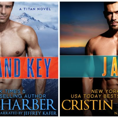 New Books in the Audible Romance Package