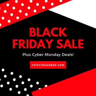 Black Friday 2019 Books and More!