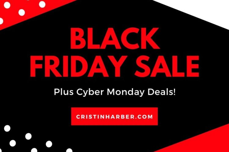 Black Friday 2019 Books